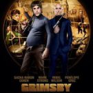 Brother Grimsby Intl  Double Sided Original Movie Poster 27x40 inches