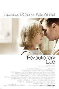 Revolutionary Road Double Sided Original Movie Poster 27x40 inches