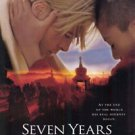 Seven Years In Tibet Regular Double Sided Original Movie Poster 27x40 inches