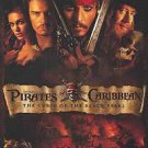 Pirates Of The Caribbean Original Movie Poster Double Sided 27x40 inches