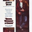 Rebel Without A Cause Movie Style B Poster 13x19 inches