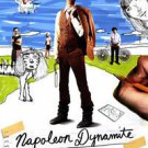 Napoleon Dynamite Original Movie Poster Double Sided 27x40 inches