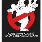 """Ghostbusters II One Sided 27""""x40' inches Original Movie Poster"""