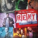 Rent International Double Sided Original Movie Poster 27x40 inches