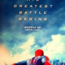 Amazing Spider-Man 2 Advance Imax Double Sided Original Movie Poster 27x40