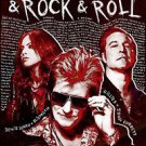 Sex & Drug & Rock & Roll  Poster  13x19 inches