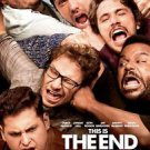 This is the End Version A Double Sided Original Movie Poster 27x40 inches