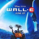 Wall E  Advance C Double Sided Original Movie Poster 27x40 inches
