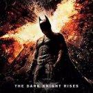 Batman Dark Knight Rises Style  e Movie Poster 13x19 inches