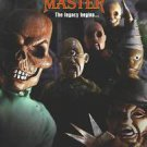 Retro Puppet Master Single Sided Original Movie Poster 27x40 inches