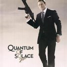 Quantum of Solace Advance B Original Movie Poster Double Sided 27x40 inches