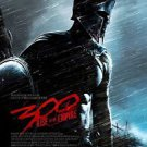 300 Rise of the Empire Advance Double Sided Original Movie Poster 27x40 inches