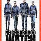 Neighborhood Watch Advance Original Movie Poster Double Sided 27x40 inches