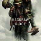 Hacksaw Ridge Advance b Double Sided Original Movie Poster 27x40 inches