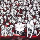 101 Dalmatians Advance Double Sided Original Movie Poster 27x40 inches