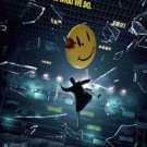 Watchmen advance A Double Sided Original Movie Poster 27x40 inches