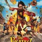 The Pirates : Random Misfits  Double Sided Original Movie Poster 27x40