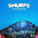 Smurfs : The Lost Village Adv A Double Sided Original Movie Poster 27x40