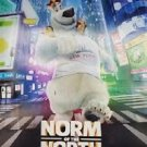 Norm of the North  Final Double Sided Original Movie Poster 27x40 inches