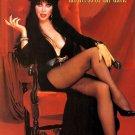 Elvira Mistress of the Dark Cassandra Peterson Poster Style HE 13x19