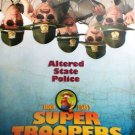 Super Troopers  Regular Double Sided Original Movie Poster 27x40