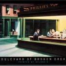 Boulevard of Broken Dreams Style  13x19 inches B