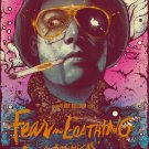 Fear Loathing in Las Vegas Movie  Poster 13x19 inches