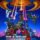 Transformers The Movie 1986 Poster Style E 13x19