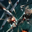 Battle of Midway  Style e Poster 13x19 inches