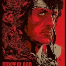 First Blood Movie Poster 13x19 inches