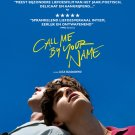 Call me by Your Name Movie Poster Style I 13x19
