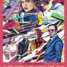 Baby Driver Version E Poster 13x19 inches