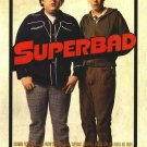 Superbad Regular Double Sided Original Movie Poster 27x40 inches