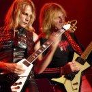 Judas Priest  Richie Faulkner and Glenn Tipton  Style h Poster 13x19 inches