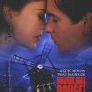 Moulin Rouge Version F Original Double Sided Movie Poster 27x40