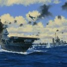 Battle of Midway  Style N Poster 13x19 inches