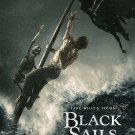 Black Sails Tv Show  Style F Poster 13x19 inches