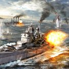 Battle of Midway  Style I Poster 13x19 inches