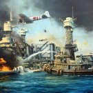 Battle of Midway  Style P Poster 13x19 inches