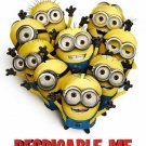 Despicable Me Version A Single Sided Original Movie Poster 27x40 inches