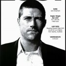 Lost Tv Show Poster (Jack) Poster Original Single Sided Movie Poster 24x36