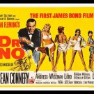 Dr. No  Movie Poster Style D 13x19