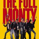 """Full Monty Red Double Sided 27""""x40' inches Original Movie Poster"""