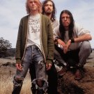 Nirvana Style K  Poster  13x19 inches