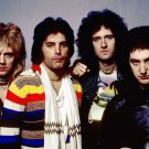 Queen Band B Poster  13x19 inches