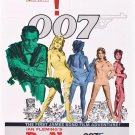 Dr. No  Movie Poster Style C 13x19
