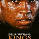 When We Were Kings Muhammad Ali Movie Poster 13x19 inches
