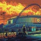 Pearl Jam Eddie Vedder   Poster 13x19