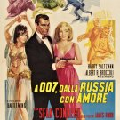 From Russia with Love  Poster 13x19