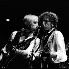 Bob Dylan with Tom Petty Concert Poster 13x19 inches